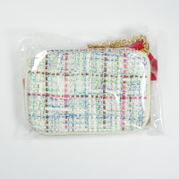 Hobonichi Drawer Pouch Pocket - Iwate Home Spun: Lamé Tweed