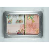 Sun-Star Stationery x Disney Alice in Wonderland Mini Letter Set in Can S2034026