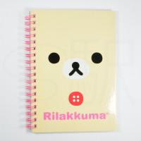San-X Rilakkuma Notebook [4974413505437] [NY46101]