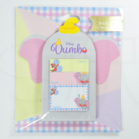 Disney Store Exclusive Stand and Sticky Note - Dumbo