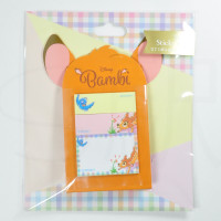 Disney Store Exclusive Stand and Sticky Note - Bambi