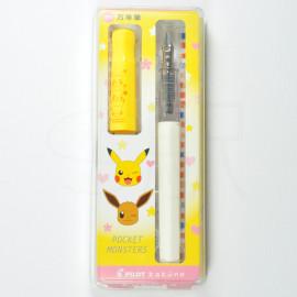 Pilot Kakuno Fountain Pen x Showa Note x Pokemonster A (FINE)