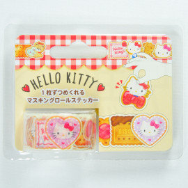 Sanrio Hello Kitty Masking Roll Stickers