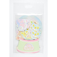 Disney Store Exclusive Flake Stickers - Ufufy